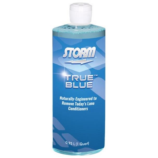 Storm True Blue Bowling Ball Cleaner - 32 oz