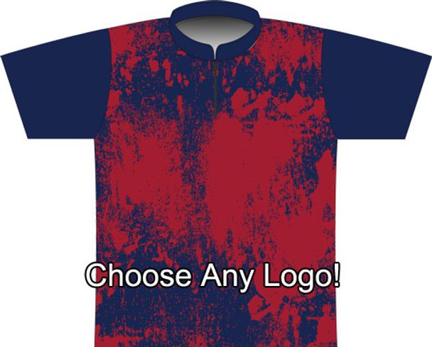 BBR New York N Grunge Dye Sublimated Jersey