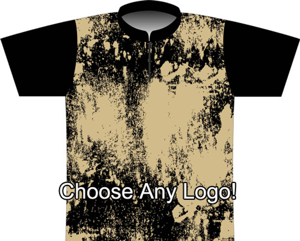 BBR New Orleans Grunge Dye Sublimated Jersey