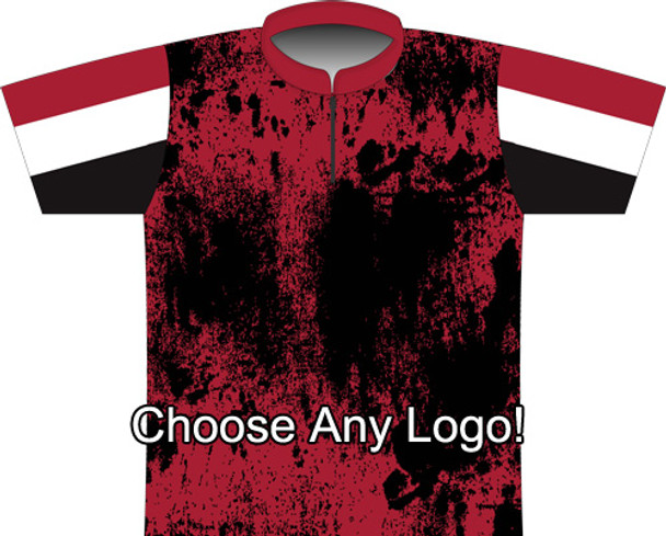BBR Atlanta Grunge Dye Sublimated Jersey