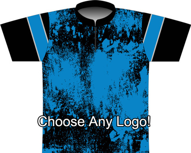BBR Carolina Grunge Dye Sublimated Jersey
