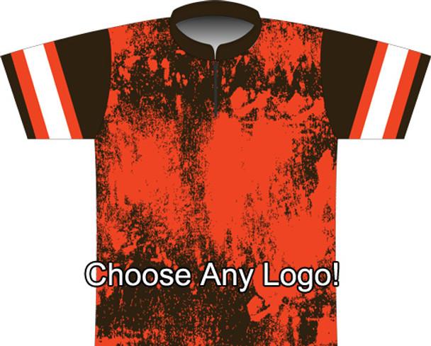 BBR Cleveland Grunge Dye Sublimated Jersey