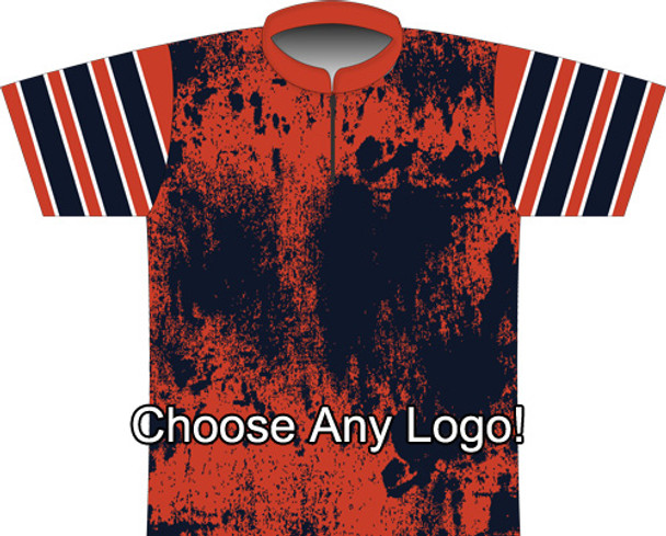 BBR Chicago Grunge Dye Sublimated Jersey