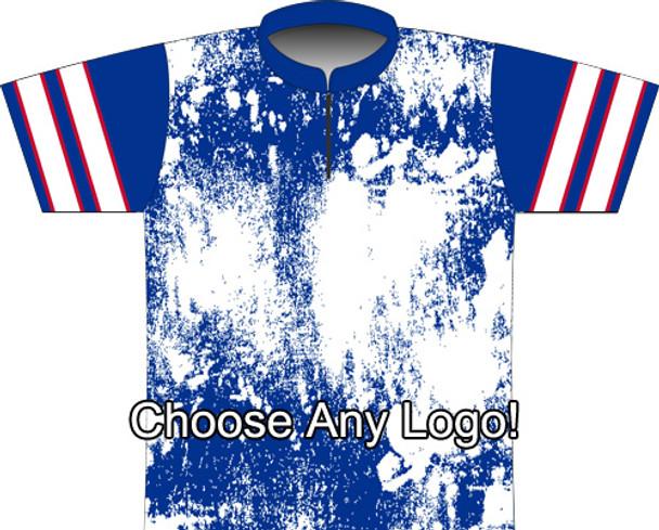 BBR Buffalo Grunge Dye Sublimated Jersey