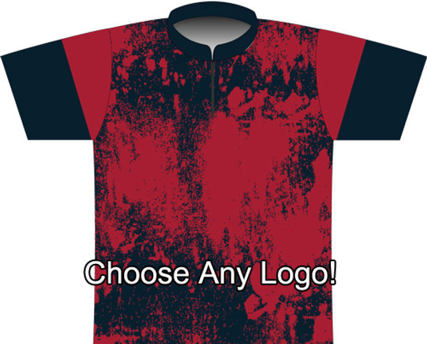 BBR Houston Grunge Dye Sublimated Jersey