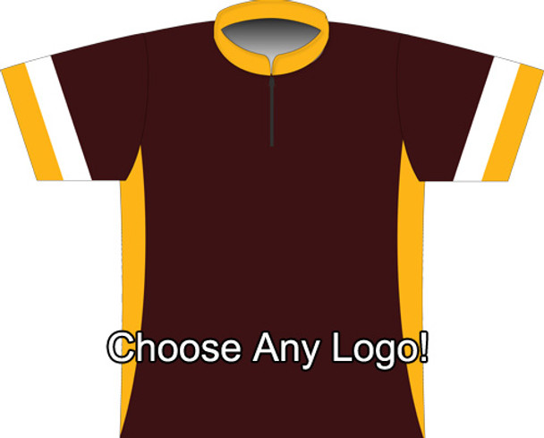 BBR Washington Classic Dye Sublimated Jersey