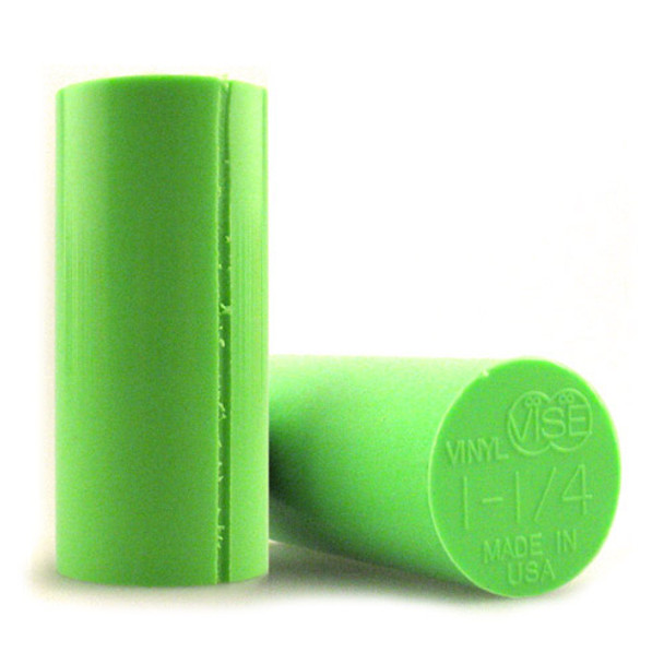 Vise Vinyl Thumb Slug - Green