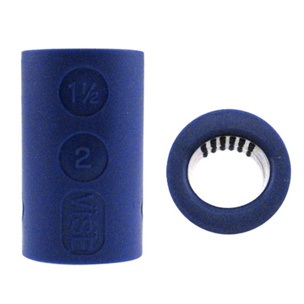 Vise Oval with Nubs Inserts - Grape