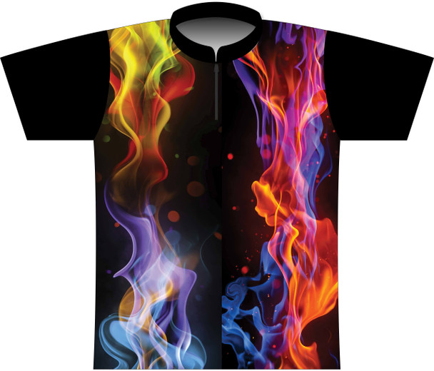 BBR Hot Smoke Dye Sublimated Jersey