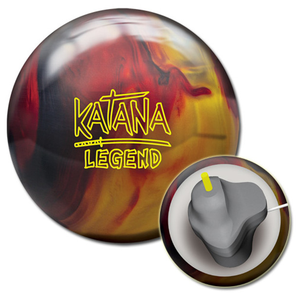 Radical Katana Legend Bowling Ball and Core