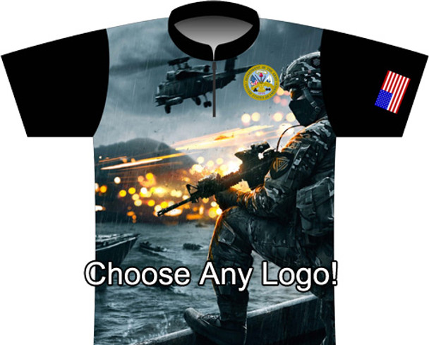 BBR Army Sublimated Jersey