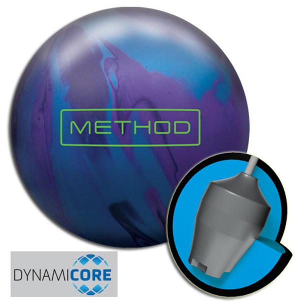 Brunswick Method Solid Bowling Ball and Core