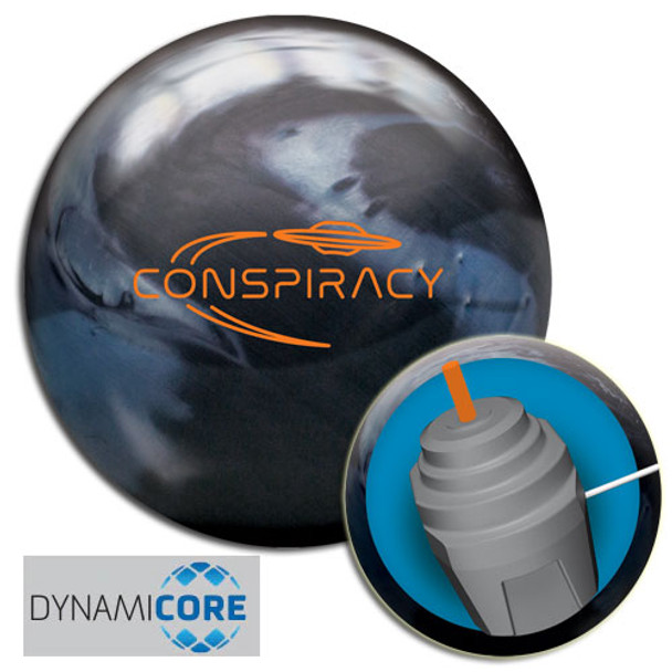 Radical Conspiracy Pearl Bowling Ball and Core