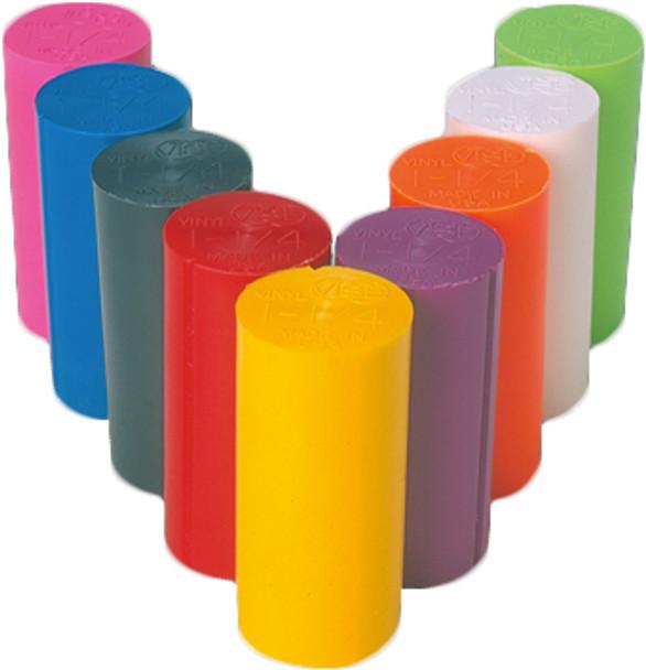 Vise Vinyl Thumb Slug - Colors