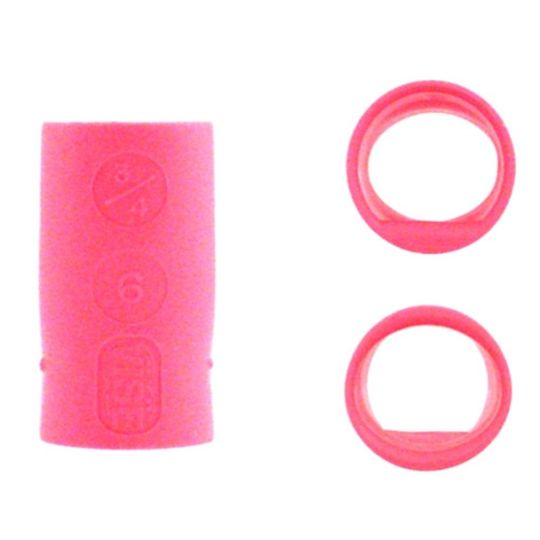 Vise Lady Power Lift & Oval Insert - Pink