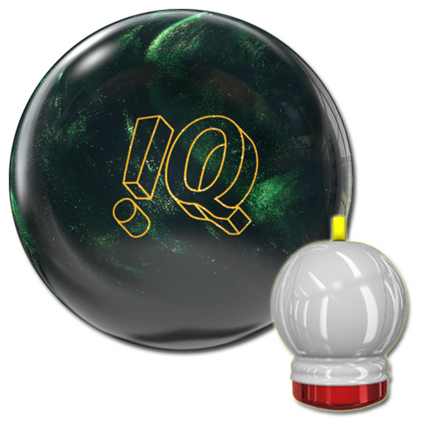 Storm IQ Tour Emerald Bowling Ball and Core