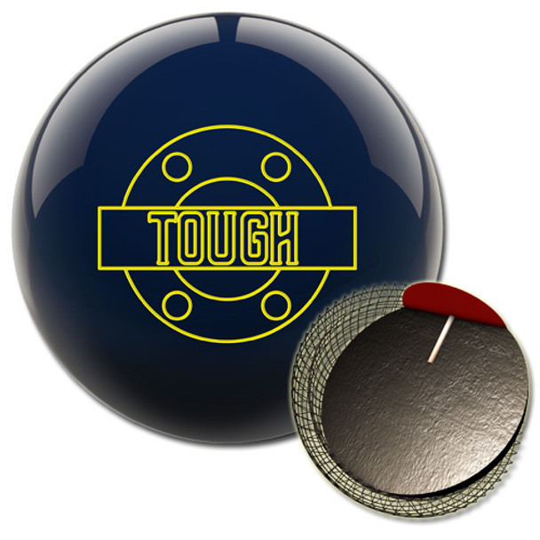 Hammer Tough Bowling Ball and Core