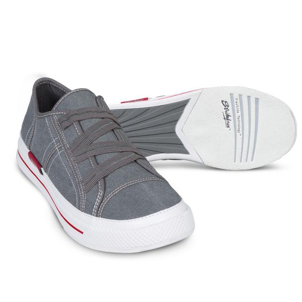 KR Strikeforce Cali Womens Bowling Shoes Grey setup