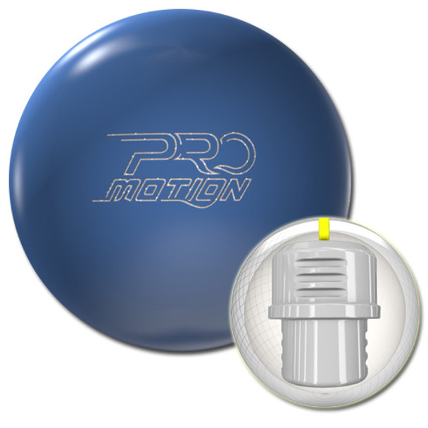 Storm Pro-Motion Bowling Ball and Core