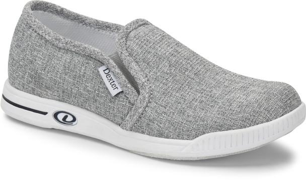 Dexter Suzana Womens Bowling Shoes Grey Twill