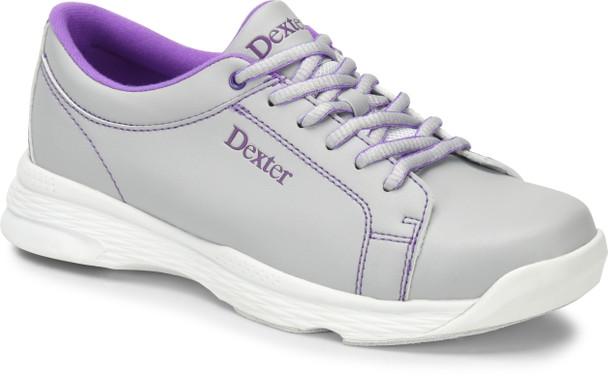Dexter Raquel V Womens Bowling Shoes Ice/Violet