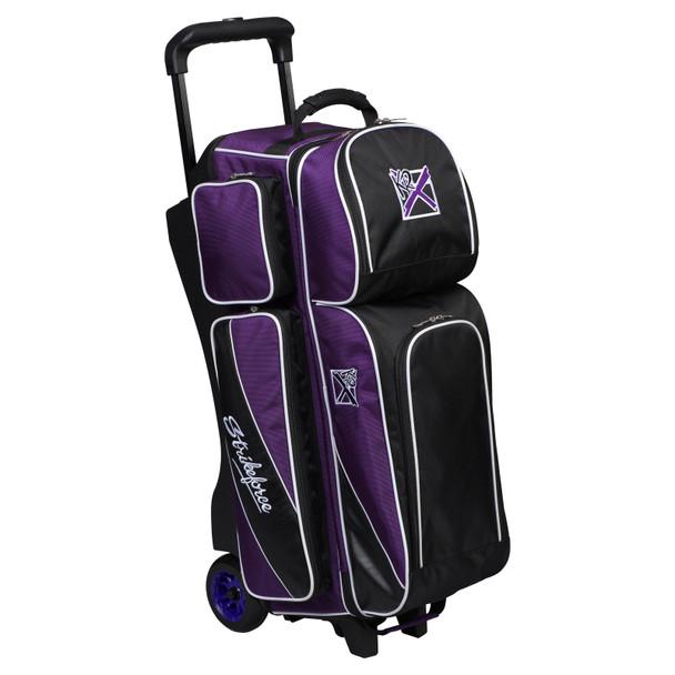KR Strikeforce Fast Triple Roller Brick Purple/Black