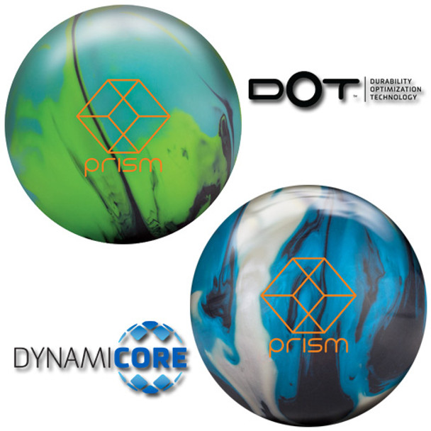 Brunswick Prism 2 Ball Package