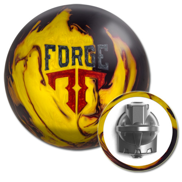 Motiv Forge Fire Bowling Ball and Core