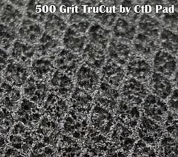 CTD TruCut Sanding Pad - 1 Pad - Select the Grit