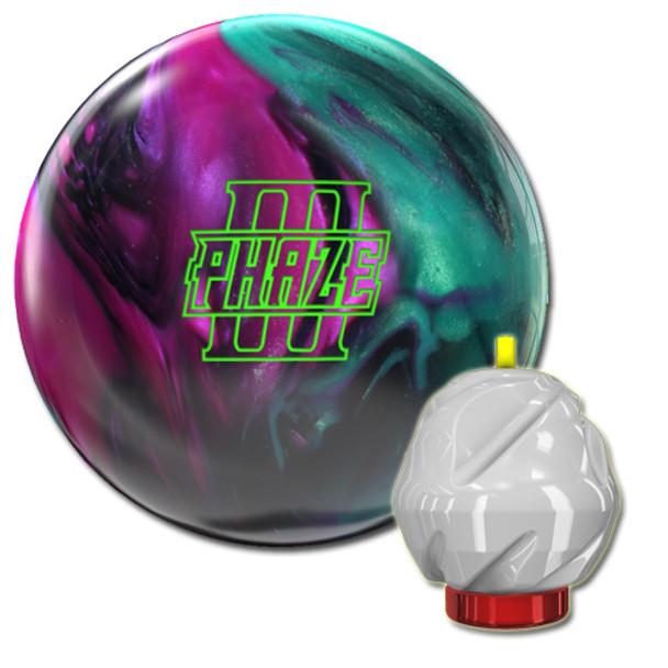 Storm Phaze III Bowling Ball and Core