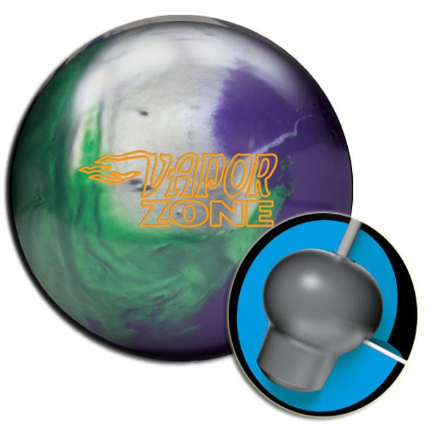 Brunswick Vapor Zone Hybrid Bowling Ball and Core