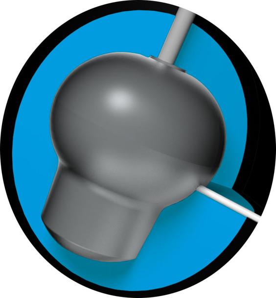 Brunswick Vapor Zone Hybrid Bowling Ball Core