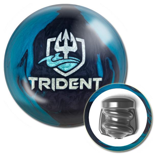 Motiv Trident Nemesis Bowling Ball and Core