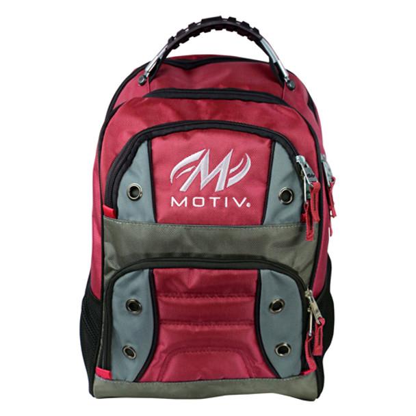 Motiv Intrepid Backpack Red
