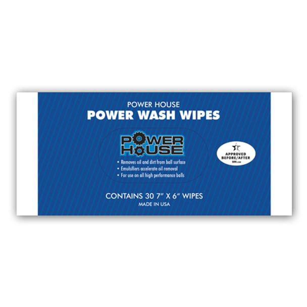 PowerHouse Power Wash Wipes - 30 Wipes