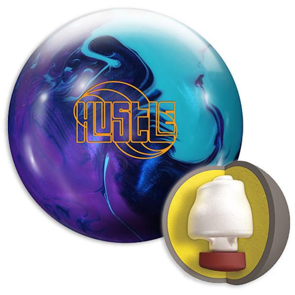 Roto Grip Hustle RAP Bowling Ball with core