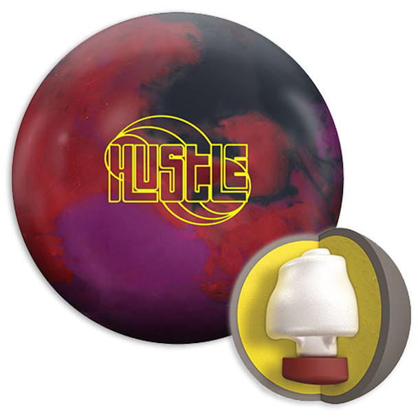 Roto Grip Hustle PBR Bowling Ball with Core