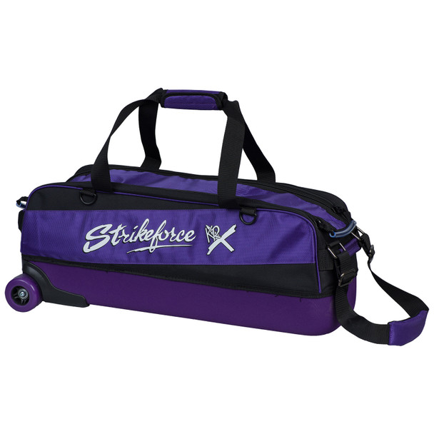 KR Strikeforce Fast Slim Triple Roller - Purple