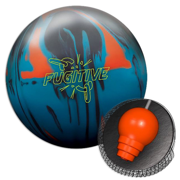 Hammer Fugitive Solid Bowling Ball and Core