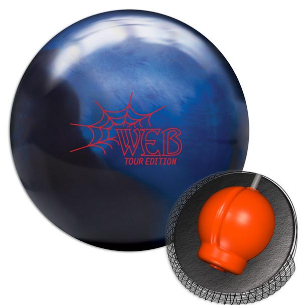 Hammer Web Tour Hybrid Bowling Ball and Core