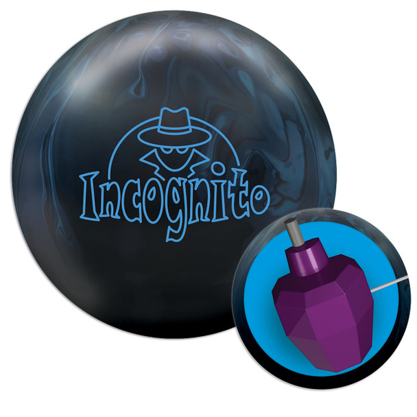 Radical Incognito Bowling Ball and Core