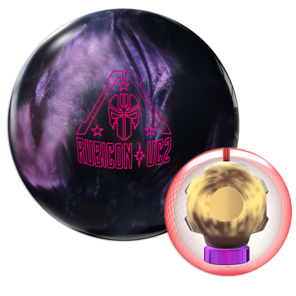 Roto Grip Rubicon UC2 Bowling Ball and Core