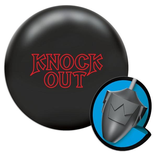 Brunswick Knock Out Bowling Ball and Core