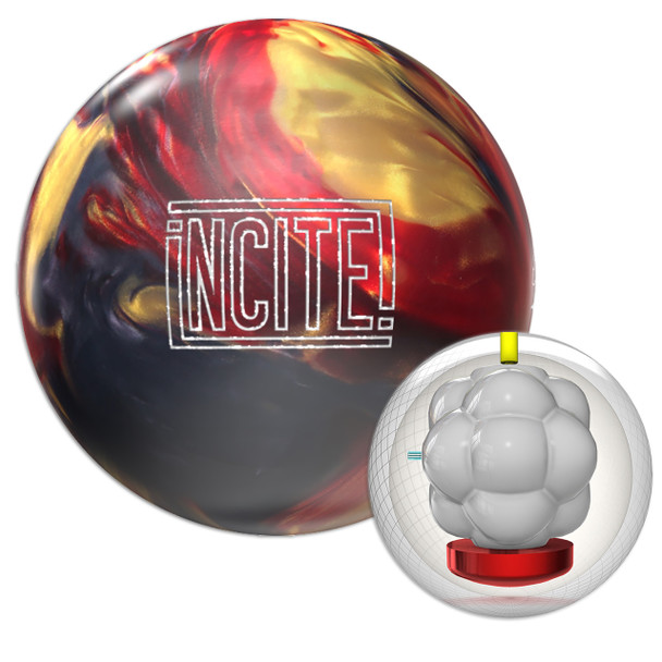 Storm Incite Bowling Ball and Core
