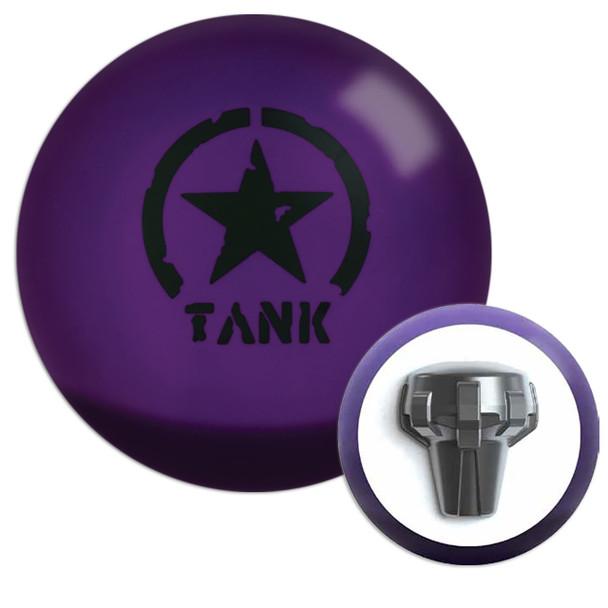 Motiv Purple Tank Bowling Ball and Core