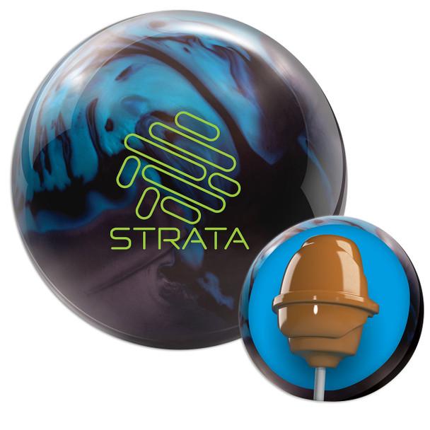 Track Strata Hybrid Bowling Ball and Core