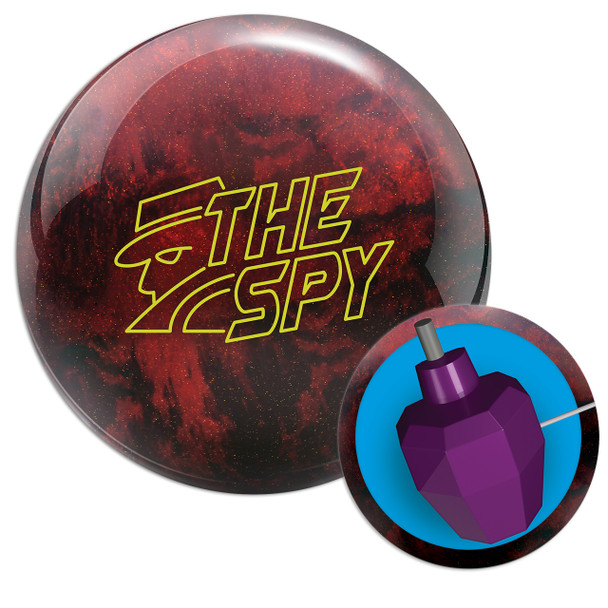 Radical The Spy Bowling Ball and Core