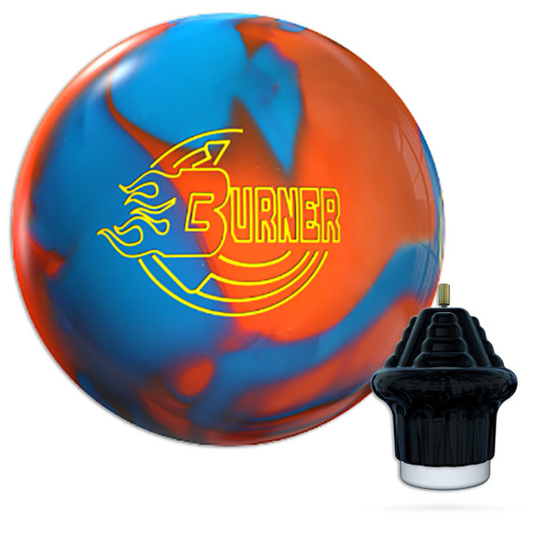 900 Global Burner Solid Bowling Ball and Core
