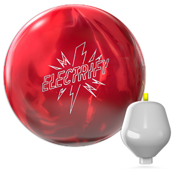 Storm Electrify Solid Bowling Ball and Core