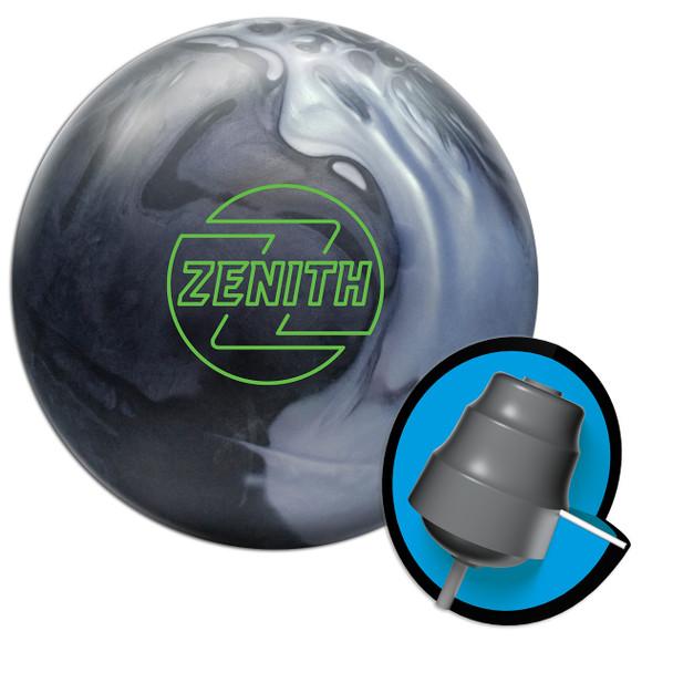 Brunswick Zenith Hybrid Bowling Ball and Core
